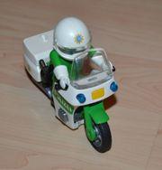 Playmobil Polizei-Motorrad 3983
