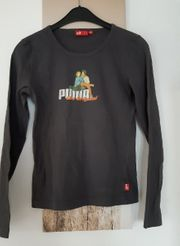 Puma Shirt grau Gr S