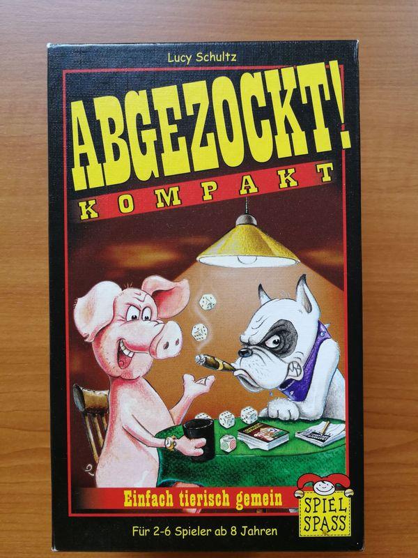 das Kultspiel neuwertig Kartenspiel Würfelspiel