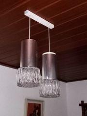 Lampe 2 Ampel - wie neu