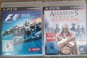 2x Ps3 Games Assassin s