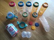 NUK Flaschen Set Schnuller NEU
