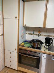 Miele Einbauküche mit Elektrogeräte