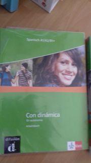 Con Dinamica Arbeitsbuch u Lehrbuch