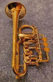 Hoch Bb- A- Piccolo Trompete