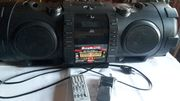 Ghettoblaster JVC RV-NB 75 BE