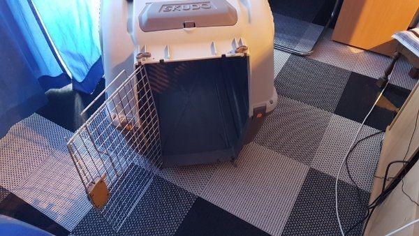Hundetransportbox Skudo