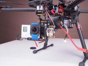 quadrocopter drohne DJI mit Gopro