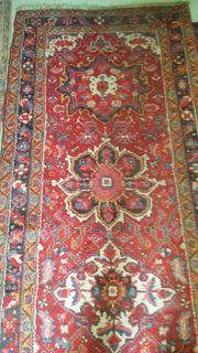 1 Perser Läufer Teppich