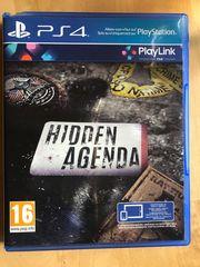 PS4 Hidden Agenda Spiel