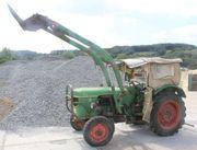 Deutz Traktor D 40 2