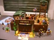 Playmobil Western Fort Brave 5245