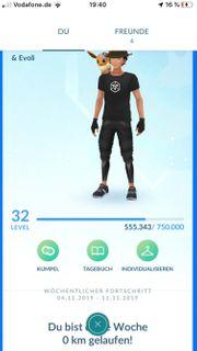 Pokemon Go Account LVL 32