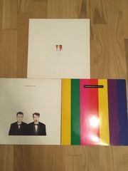 Schallplatten Pet Shop Boys