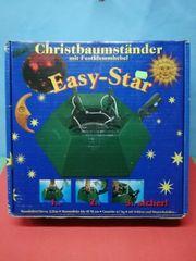Easy-Star Christbaumständer - Weihnachtsbaumständer mit Fußhebel