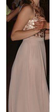 Vera Mont Abendballkleid lang Gr