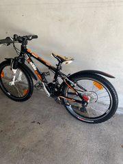 Fahrrad MTB KTM