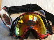 Oakley Skibrille Glas defekt verkratzt