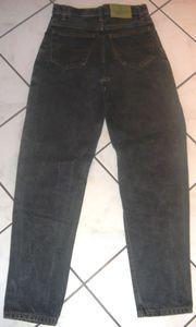 Jeans Hose schwarz Größe 158