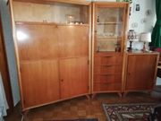 Wohnzimmerschrank 50 60er Jahre