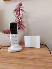 Gigaset CL390A weiß schnurloses Telefon