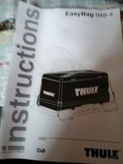 Thule Easy Bag