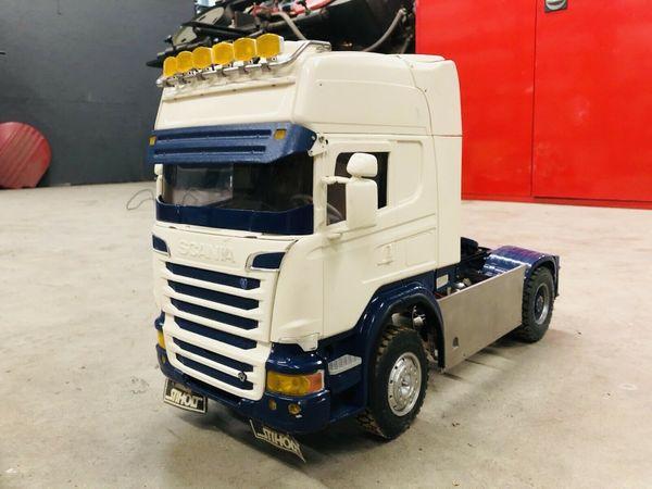 1 14 Tamiya Scania 4x4