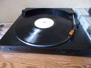 Schallplattenspieler Technics SLJ110R u Queen