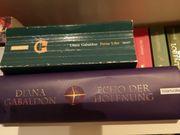 5 x Diana Gabaldon Bücher
