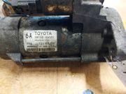 Anlasser Toyota Europe Avensis 2