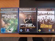 Playstation 2 Spiele Paketangebot 3