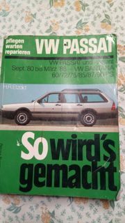 VW und Audi Reparaturanleitungen