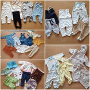 Baby Kleidung 56-68 35 Teile