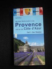 WOMO-Reiseführer Provence Cote d Azur