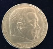 Rarität Deutsches Reich 5 Reichsmark