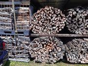 Brennholz Hart- und Weichholz