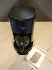 Kaffeemaschine CLATRONIC K3139 für 10
