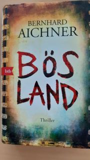Bösland neuer Thriller