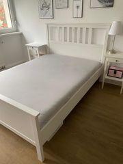 Bett Hemnes Ikea