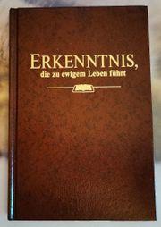 Erkenntnis die zu ewigem Leben