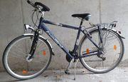 Trekking-Bike 28-Zoll mit Nabendynamo