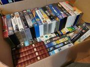 Verkaufe Videokassetten