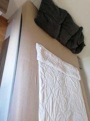 Doppelbett wie neu 3mal drauf