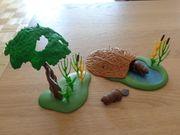 Spielzeug Playmobil Biberbau