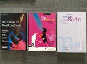 Musikfachbücher