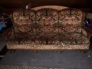 Couchgarnitur Eiche rustikal Top