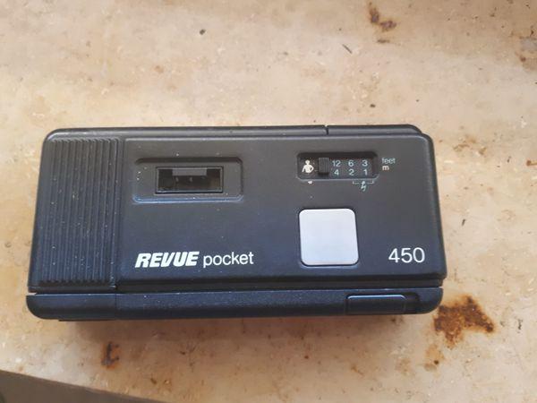 Foto Revue Pocket 450 günstig