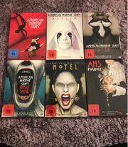 DVD American Horror Story 1-6