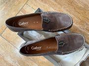 Gabor comfort Nubuk Leder Soft