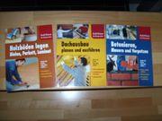 3 x Profi-Wissen für Heimwerker